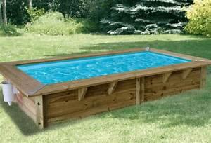 Piscine Bois Pas Cher : piscines hors sol avec terrasse en bois guide explicatif ~ Melissatoandfro.com Idées de Décoration