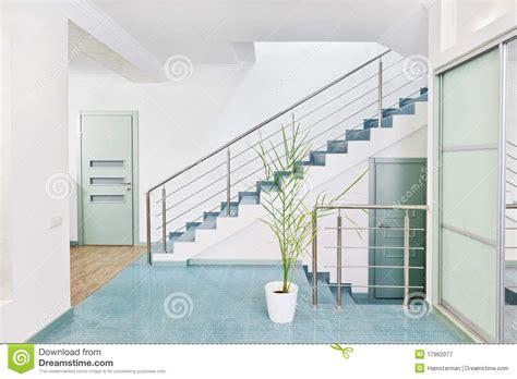 une partie d int 233 rieur moderne de hall avec l escalier en