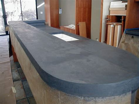 Forming Concrete Countertops In Place by Cast In Place Concrete Countertops Forms Mixes Tools