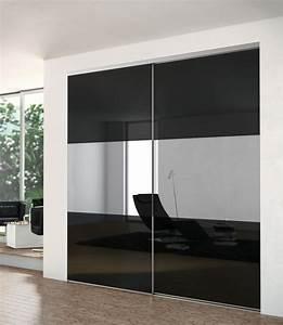 Portes De Placards Coulissantes : porte de placard miroir coulissante les ~ Dailycaller-alerts.com Idées de Décoration