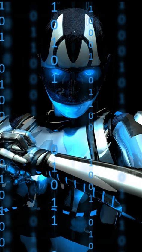 robot wallpaper hd  android ololoshenka robot