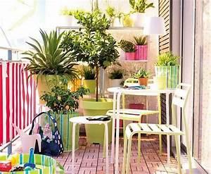 Balkon Ideen Sommer : wundersch ner balkon deko ideen zur inspiration ~ Markanthonyermac.com Haus und Dekorationen