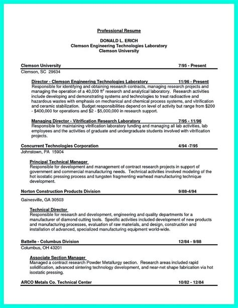 Resume summary or career objective. cool Successful Objectives in Chemical Engineering Resume, Check more at http://snefci.org ...