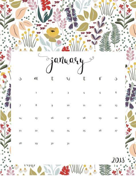 january calendar cute template maxcalendars january calendar