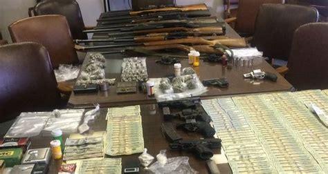 mobiles latest drug bust  arrests   grams