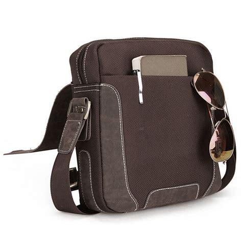 polo tas selempang pria wide small brown jakartanotebook