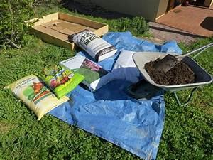 Feutre Sous Gravier : bache mauvaise herbe gallery of photo de toile de ~ Premium-room.com Idées de Décoration