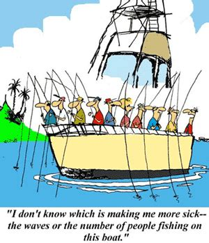 Fishing Boat Cartoon by Party Boat Fishing Cartoon