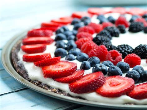 fresh fruit dessert recipes easy healthy fruit dessert pizza happy healthy