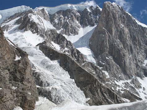 Pumari Chhish East, Attempt; Rasool Sar, First Ascent