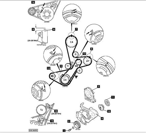 Mitsubishi Belt Diagram by I Need The Diagram Of The Timing Belt And Balance Belt For