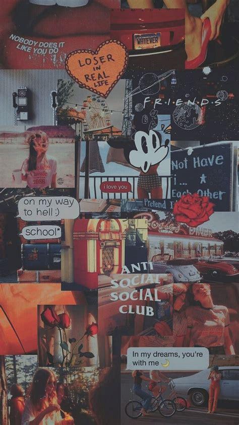 orange mixture wallpaper iphone wallpaper vintage