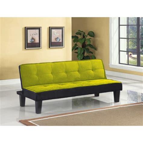 Futon Sofa Bed In Walmart by Color Block Futon Adjustable Sofa Multiple Colors