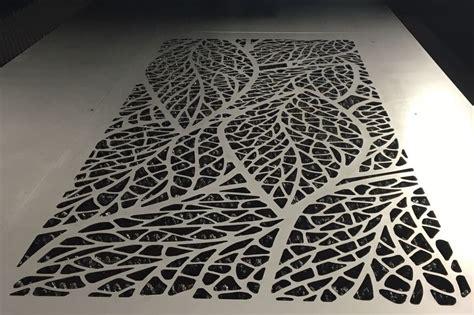 decorative sheet metal panels decorative panels laser cut st anns sheet metal