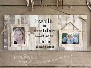 Sprüche Für Bilderrahmen : familie ist mit 2 bilderrahmen vintage spruchtextschild spr che holzschilder vintage shabby ~ Markanthonyermac.com Haus und Dekorationen