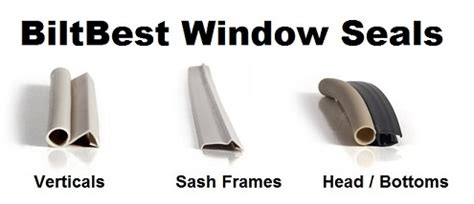 casement window weather strip seal kit  biltbest window parts