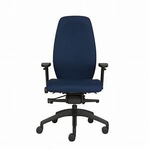 Positiv Plus High Back Ergonomic Chair from Posturite  Ergonomic