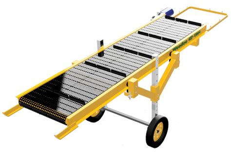 Portable Battery Powered Conveyor Systems