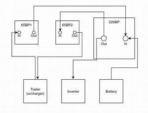 Parallel Battery Wiring Diagram Rv Trailer