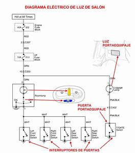 Diagrama De Fusibles Del Chevy  Diagrama  Free Engine Image For User Manual Download