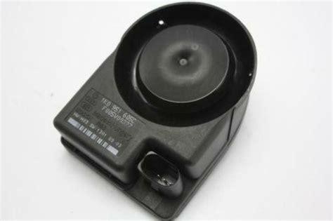 Audi A4 Alarm Horn