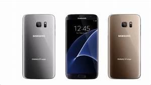 Samsung Galaxy S7  U0026 Galaxy S7 Edge Color Review