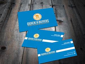 Real Estate Business Card Design for a Company by Smart ...