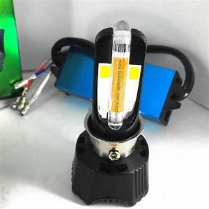 Jual Beli Lampu Utama Led Motor Mobil Rtd M02k 4 Sisi