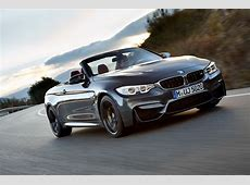 2015 BMW M4 Convertible Preview 2014 New York Auto Show