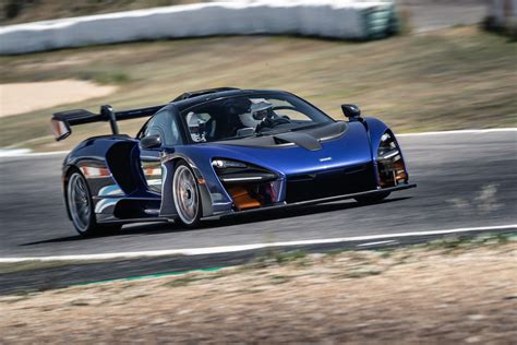 McLaren electric supercar must last at least 30 minutes on ...
