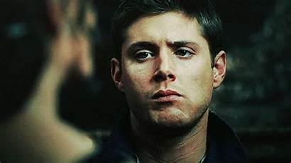 Supernatural Gifs Dean Winchester Jensen Ackles Smile