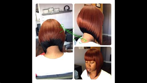 Celebrity Style Sew-in Weave Extension (bob Cuts)