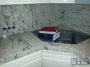 Arbeitsplatten Aus Granit : bonn granit arbeitsplatten ivory brown ~ Michelbontemps.com Haus und Dekorationen