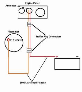 Early Universal Engine Charging Circuit Photo
