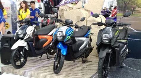 Yamaha Xride 125 Picture by Ini Alasan Yamaha Luncurkan Produk Sehabis Lebaran