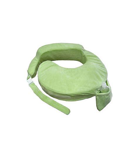 my brest friend deluxe nursing pillow my brest friend deluxe wearable nursing pillow in green
