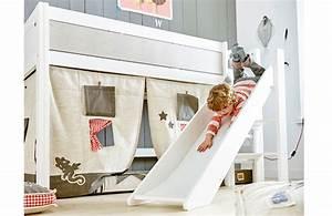 Kinderhochbett Weiß Ohne Rutsche : kinderhochbett wei mit rutsche ~ Bigdaddyawards.com Haus und Dekorationen