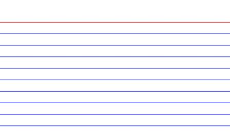 printable index cards template ideas
