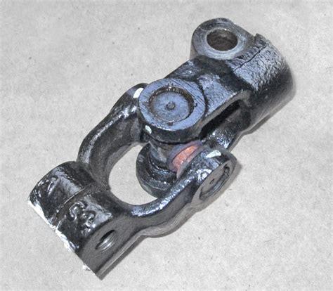 nissan versa steering shaft u joint coupling