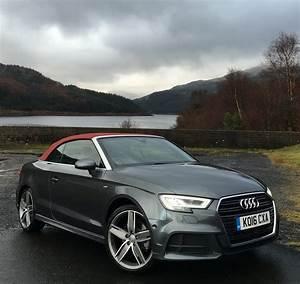 Audi Cabriolet A3 : audi a3 cabriolet 2 0 tdi s line review and test drive tartan tarmac ~ Maxctalentgroup.com Avis de Voitures