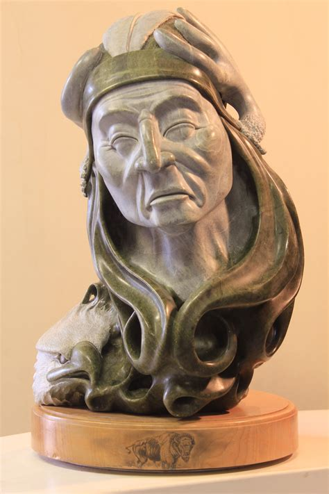 Soapstone Artists by Soapstone Carvings By Kevin Peters Soapstone Sculptures