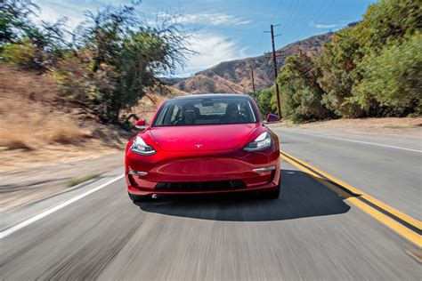 Most Efficient Electric Car by Tesla Model 3 Most Efficient Electric Car On Highways