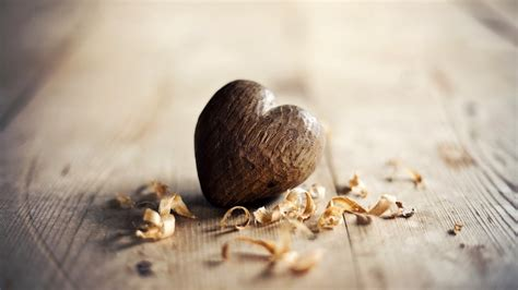 wooden heart wallpapers high quality