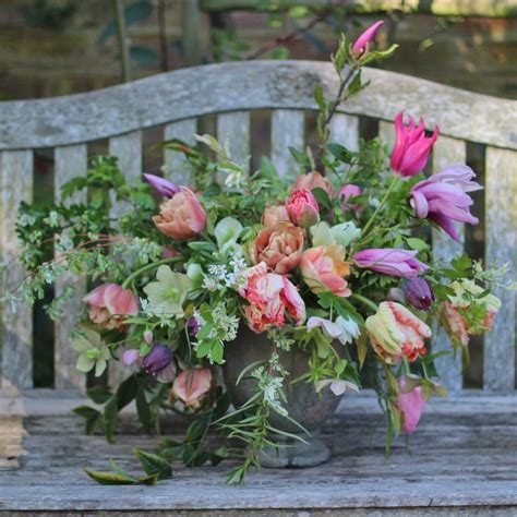 cottage style flowers the 169 best images about spring arrangements by members of the british flower collective on