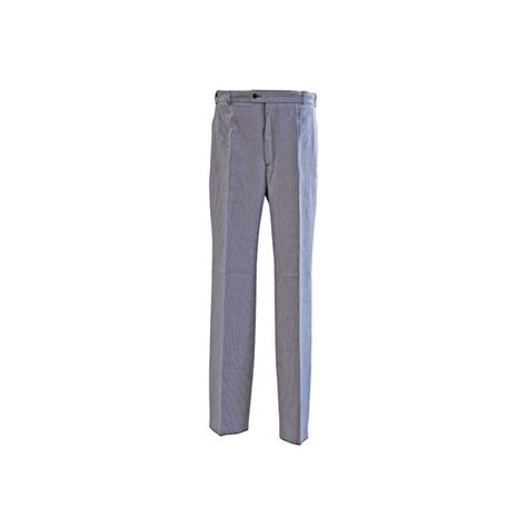 pantalon pied de poule cuisine pantalon de cuisine pied de poule label blouse