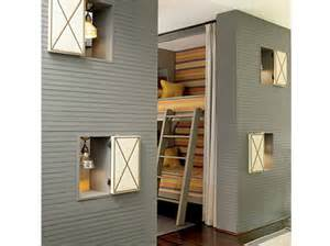 Coolest Bunk Bed Room in the World
