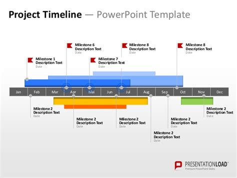 Timeline Template For Powerpoint 2010 Costumepartyrun