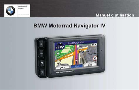 Bmw Navigator Iv by Mode D Emploi Bmw Navigator Iv Voiture Trouver Une
