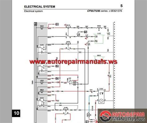 daf wiring diagram somurich com