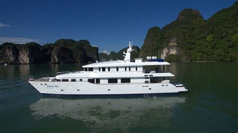 Catamaran Motor Yachts For Sale by Custom Power Catamaran 37m Motor Yacht Phatsara For Sale